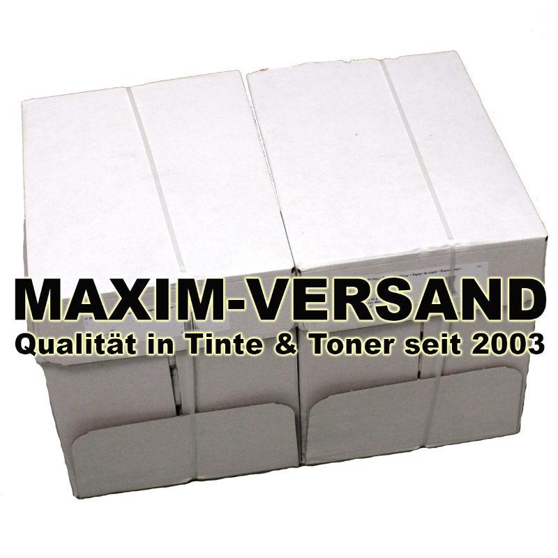 Office: 10x 500 Blatt Druckerpapier / Kopierpapier / Universalpapier 80g weiß