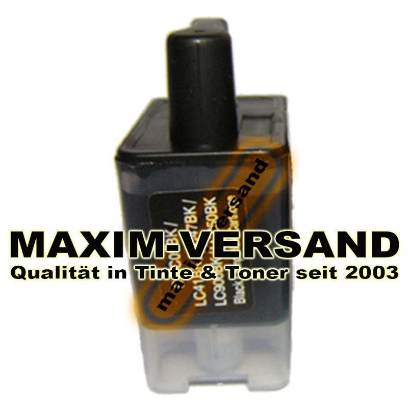 Reinigungspatrone für Brother LC-900 - schwarz / black