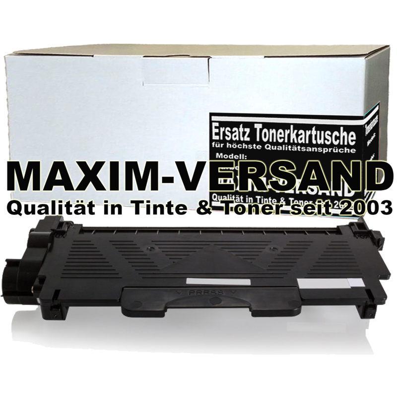 Brother TN-2320 Toner kompatibel - schwarz / black - ca. 2.600 Seiten
