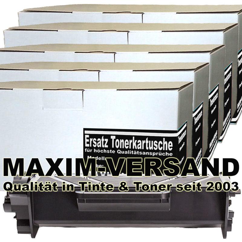 Set ersetzt Brother TN-3480 kompatibel - Toner schwarz / black - 8.000 Seiten x