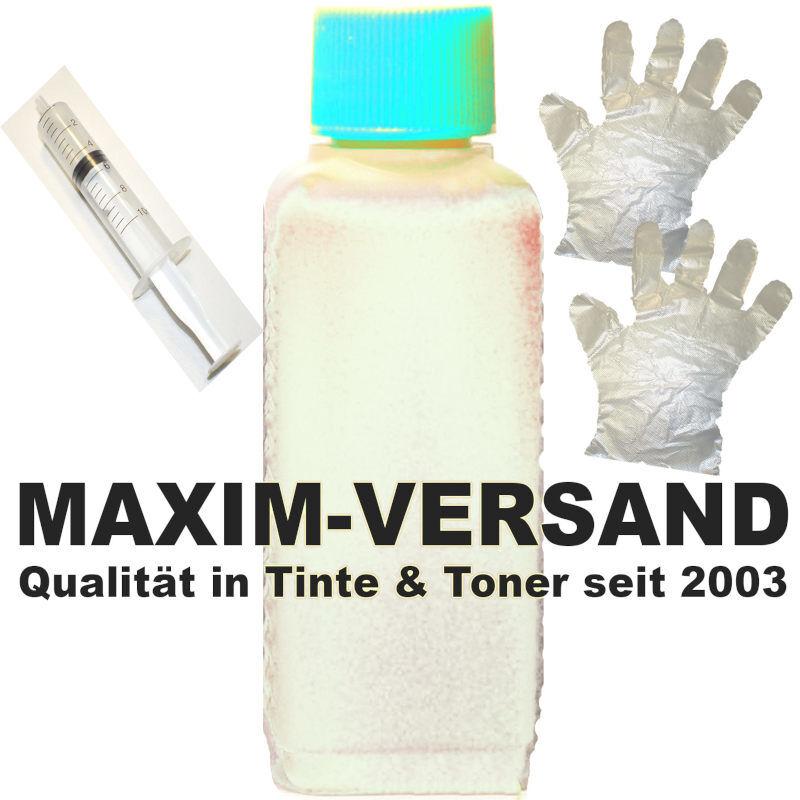 Tinte & Zubehör: Universal Düsenreiniger - 100 ml Set