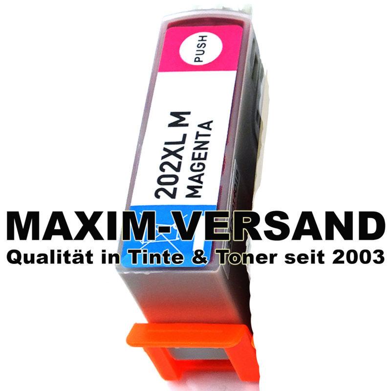 Epson 202 XL - kompatibel - magenta / rot - mit Chip