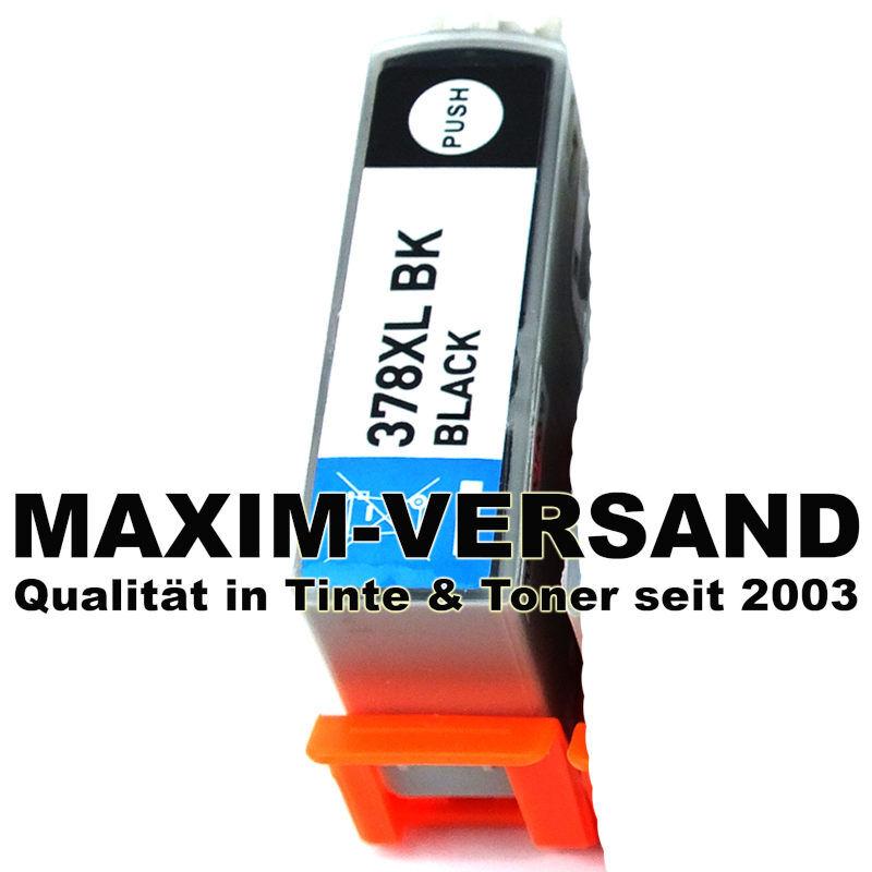 Epson 378 XL - kompatibel - black / schwarz - mit Chip