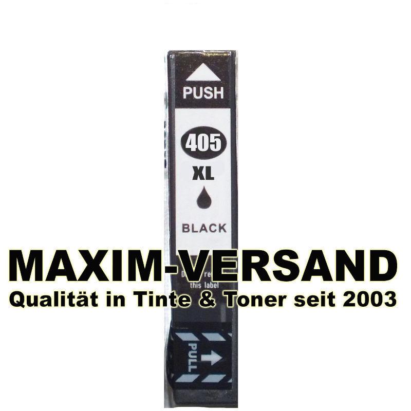 Epson 405 XL - kompatibel - black / schwarz - mit Chip