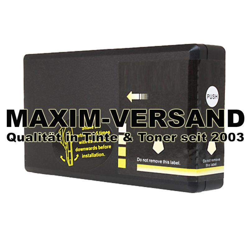 Epson T7904 / T7914 / 79XL  - kompatibel - gelb / yellow - mit Chip