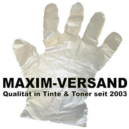 Tinte & Zubehör: Handschuh PE Material