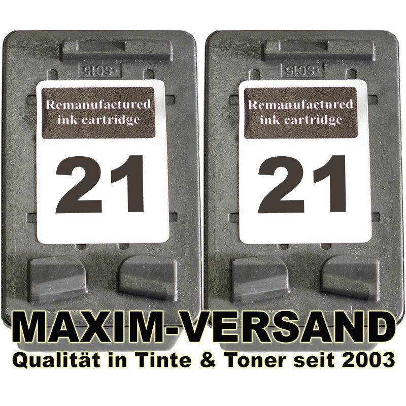 HP 21 x 2 - kompatibel