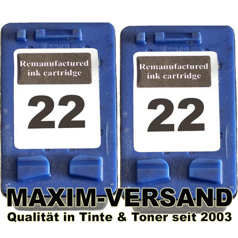 HP 22 x 2 - kompatibel