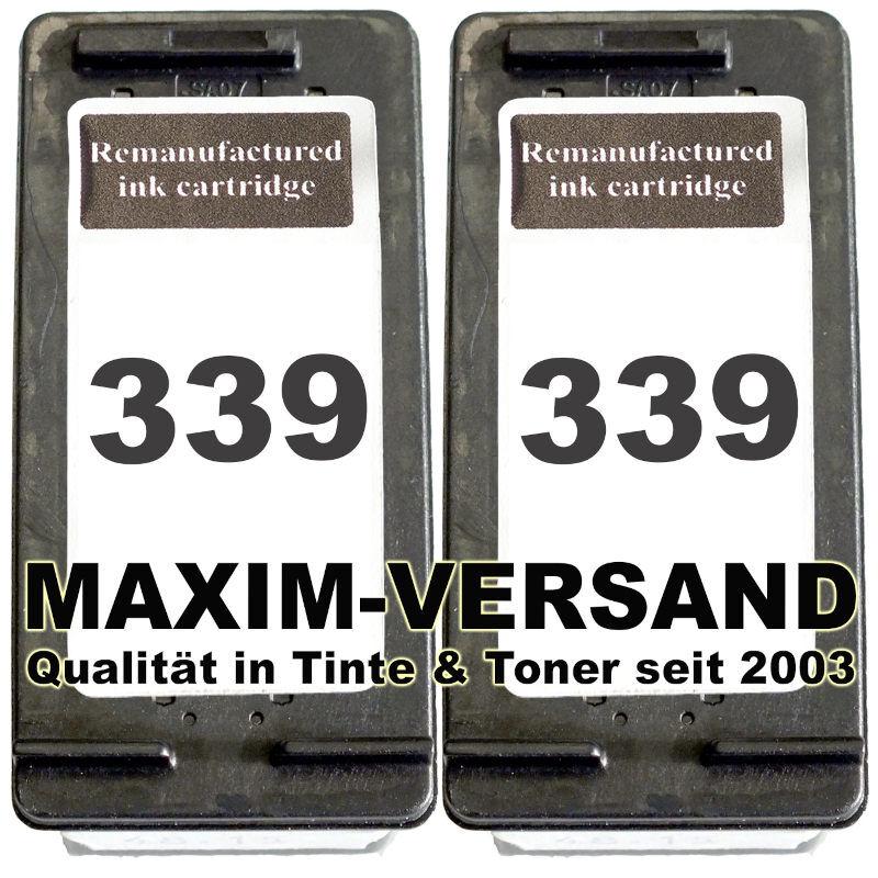 HP 339 x 2 - kompatibel