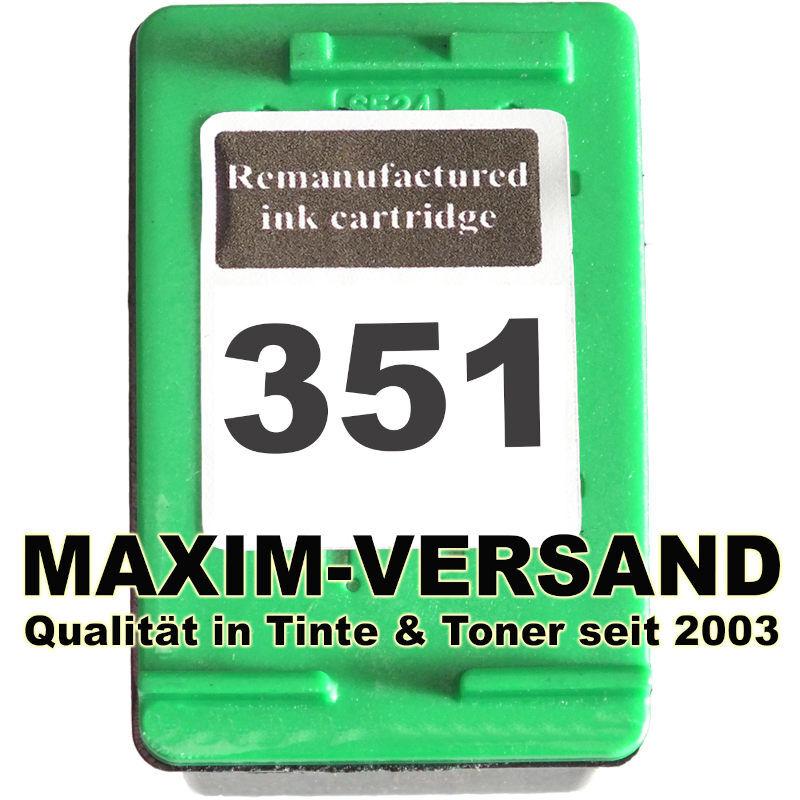 HP 351 XL - recycelt - CB338EE - 3-farbig/color