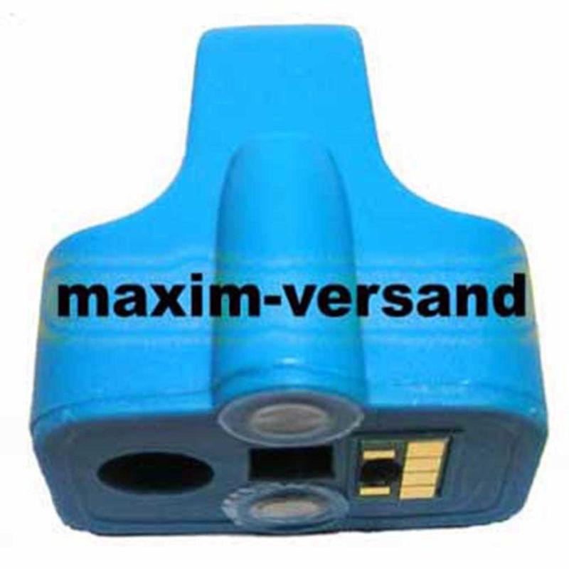 HP 363 XL cyan / blau - kompatibel - min. 18 ml - mit Chip