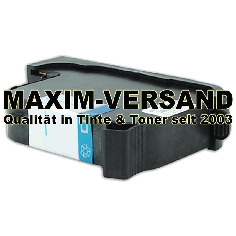 HP 50 - recycelt - 51650CE - 42 ml - blau / cyan
