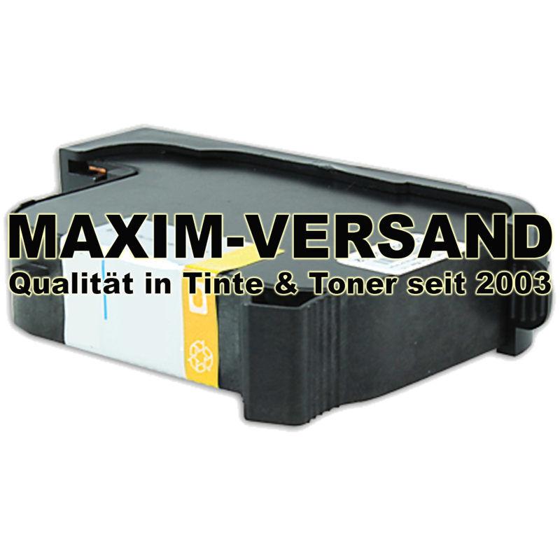 HP 50 - recycelt - 51650YE - 42 ml - gelb / yellow