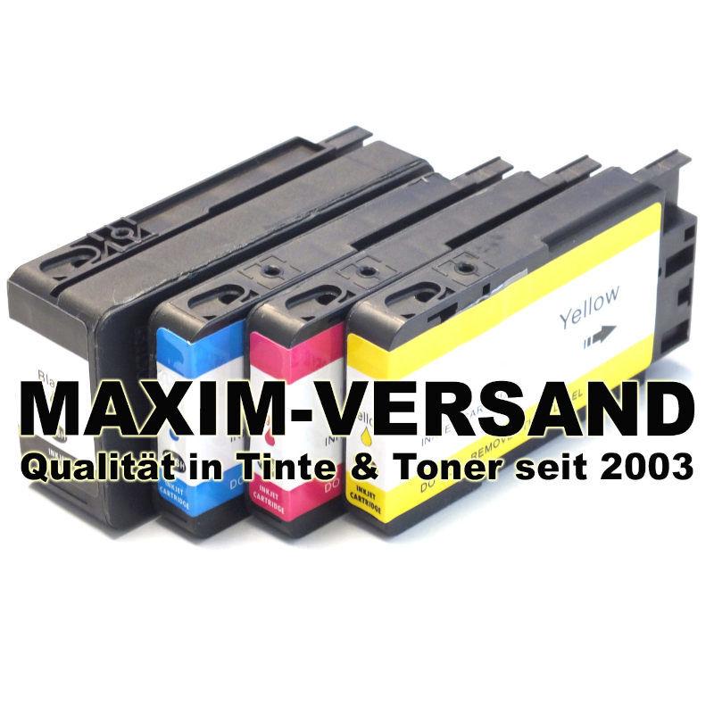 HP 963 XL Multipack - kompatibel - Druckerpatronen (4er Set)