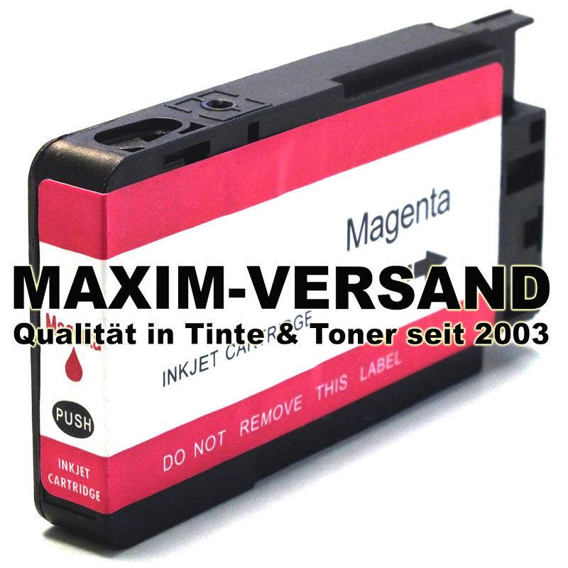 HP 963 XL - magenta / rot - kompatibel - Druckerpatrone mit Chip