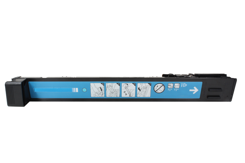 HP CB381A Toner / Toner-Patrone - kompatibel - blau / cyan