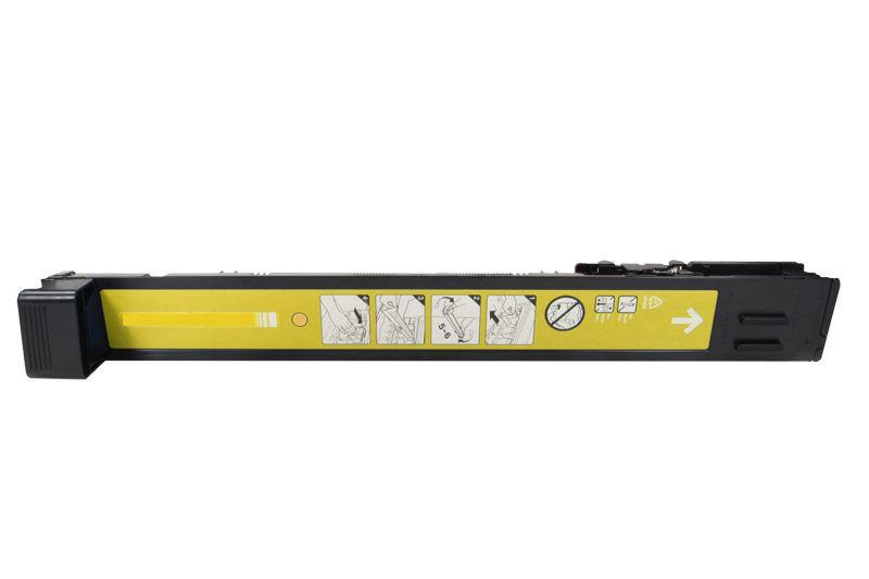 HP CB382A Toner / Toner-Patrone - kompatibel - gelb / yellow