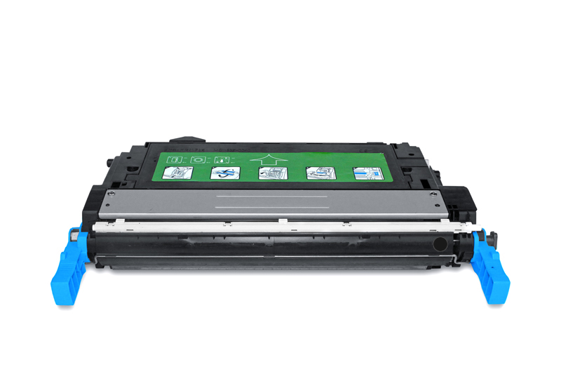 HP CB400A Toner / Toner-Patrone - kompatibel - schwarz / black