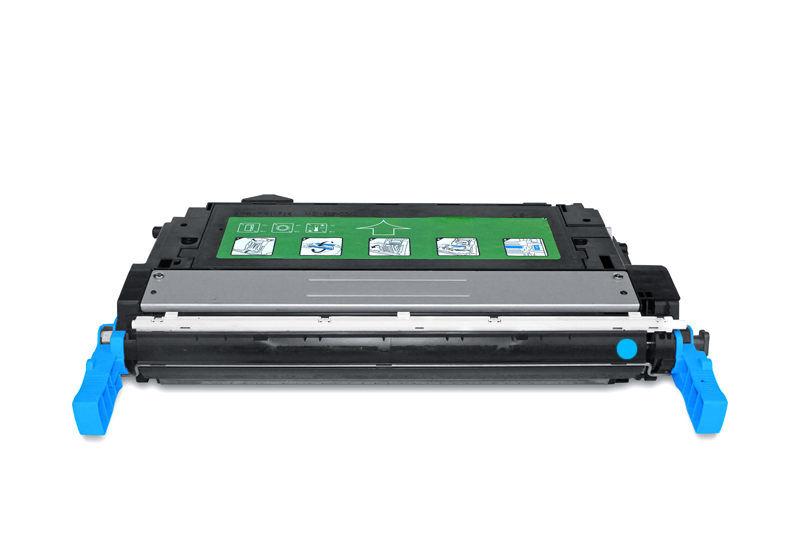 HP CB401A Toner / Toner-Patrone - kompatibel - blau / cyan