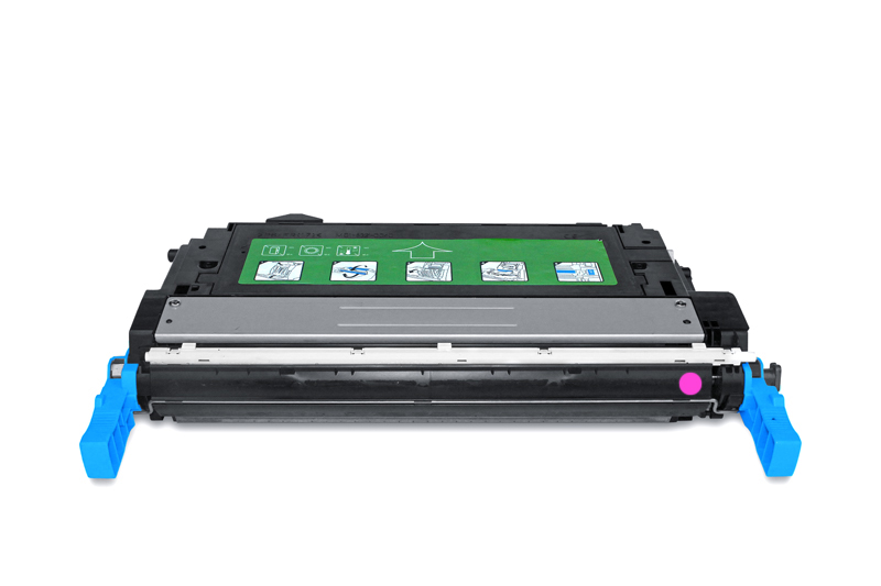 HP CB403A Toner / Toner-Patrone - kompatibel - rot / magenta