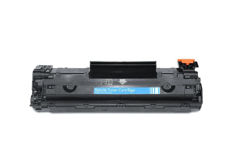 HP CB436A Toner / Toner-Patrone - kompatibel - schwarz / black