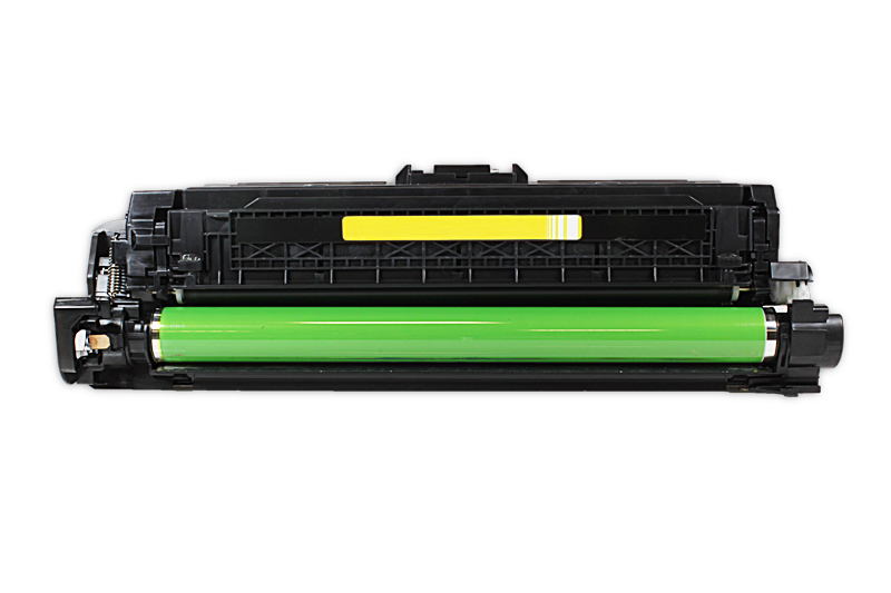 HP CE262A Toner / Toner-Patrone - kompatibel - gelb / yellow