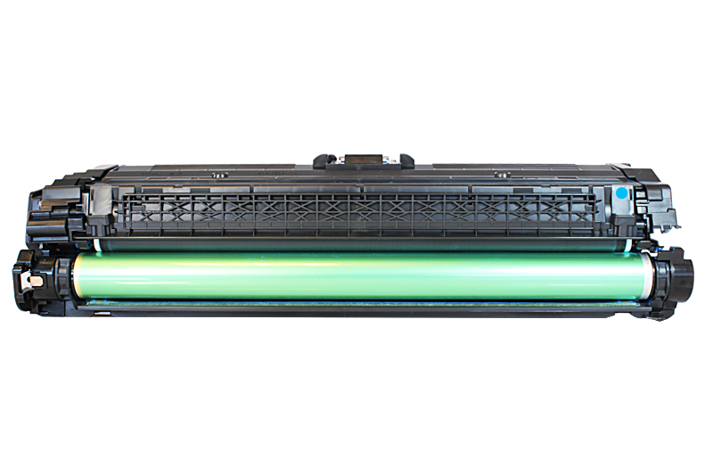 HP CE271A  Toner / Toner-Patrone - kompatibel - blau / cyan