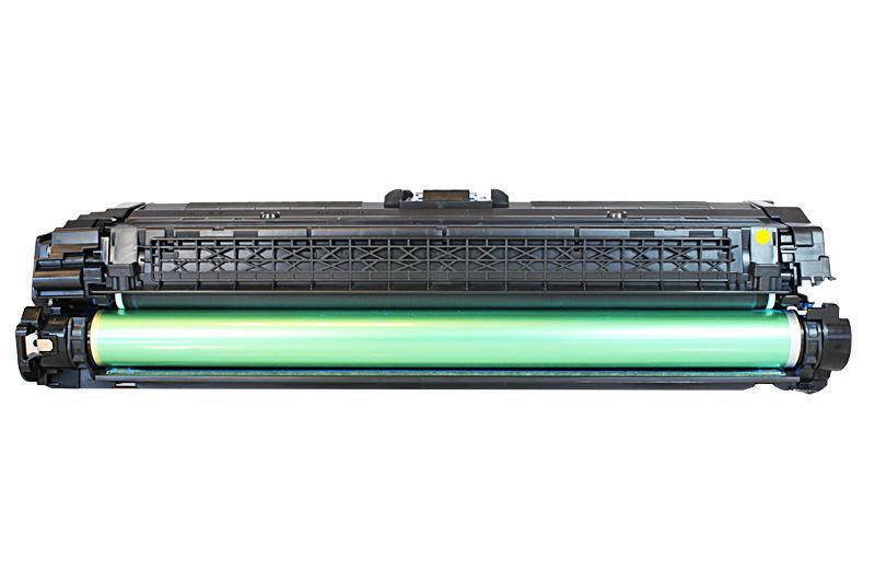 HP CE272A  Toner / Toner-Patrone - kompatibel - gelb / yellow