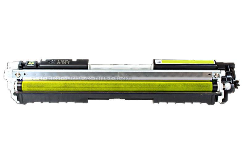 HP CE312A / 126A Toner / Toner-Patrone - kompatibel - gelb / yellow