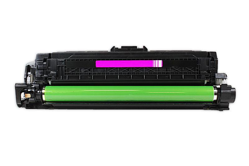 HP CE403A - 507X - Toner / Toner-Patrone - kompatibel - rot / magenta