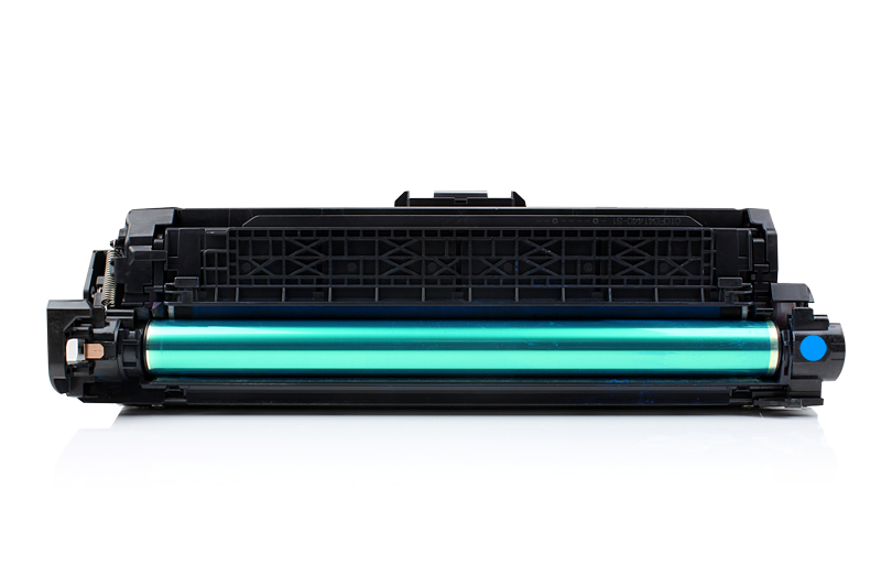 HP CF031A  Toner / Toner-Patrone - kompatibel - blau / cyan