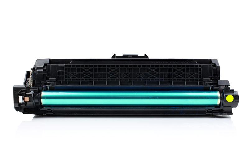 HP CF032A  Toner / Toner-Patrone - kompatibel - gelb / yellow