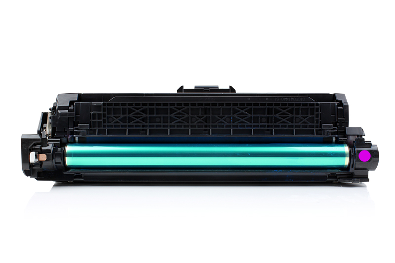 HP CF033A  Toner / Toner-Patrone - kompatibel - rot / magenta