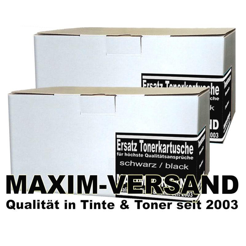 Multipack für HP CF400X / 201X Toner kompatibel - Schwarz / Black (2er Pack)