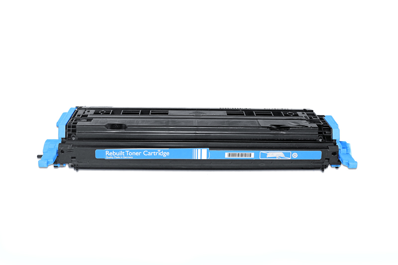 HP Q6001A Toner / Toner-Patrone - kompatibel - blau / cyan