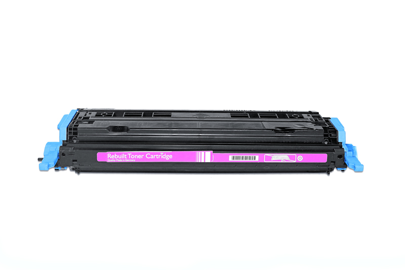 HP Q6003A Toner / Toner-Patrone - kompatibel - rot / magenta