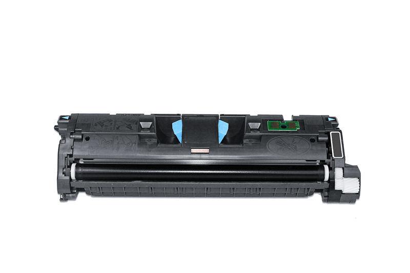 HP C9700A Toner / Toner-Patrone - kompatibel - schwarz / black