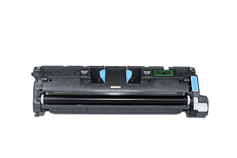 HP C9701A Toner / Toner-Patrone - kompatibel - blau / cyan