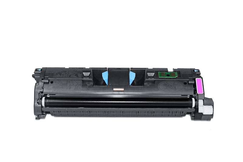 HP C9703A Toner / Toner-Patrone - kompatibel - rot / magenta