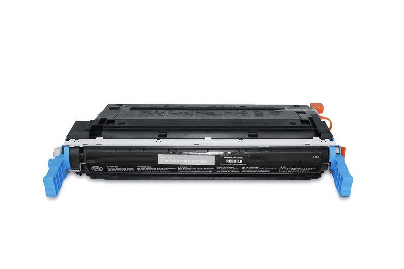 HP C9720A Toner / Toner-Patrone - kompatibel - schwarz / black