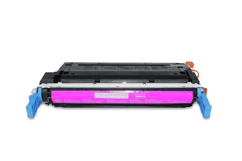 HP C9723A Toner / Toner-Patrone - kompatibel - rot / magenta