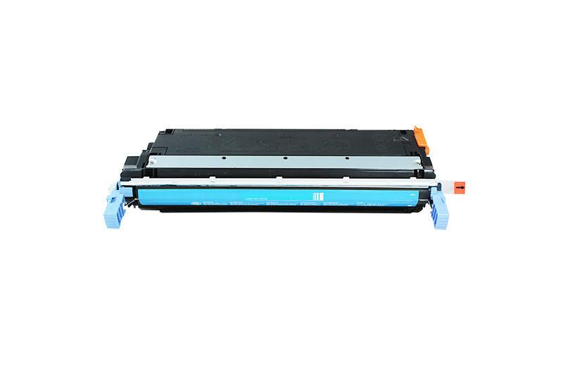 HP C9731A Toner / Toner-Patrone - kompatibel - blau / cyan