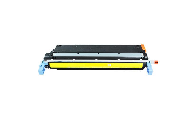 HP C9732A Toner / Toner-Patrone - kompatibel - gelb / yellow
