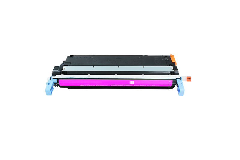 HP C9733A  Toner / Toner-Patrone - kompatibel - rot / magenta