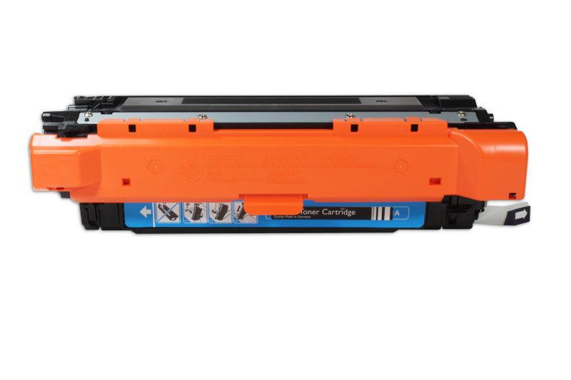 HP CE251A Toner / Toner-Patrone - kompatibel - blau / cyan