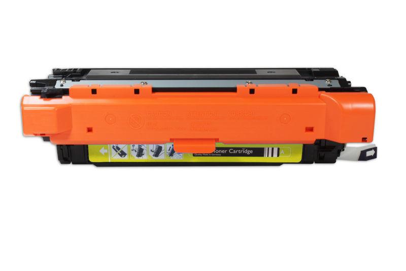 HP CE252A Toner / Toner-Patrone - kompatibel - gelb / yellow