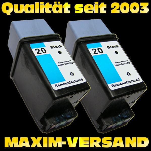 HP 20 x 2 - kompatibel