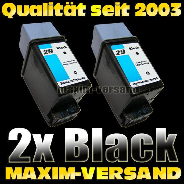 HP 29 x 2 - kompatibel