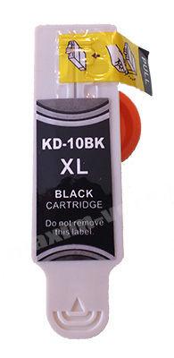Kodak 10BK - kompatibel - schwarz / black