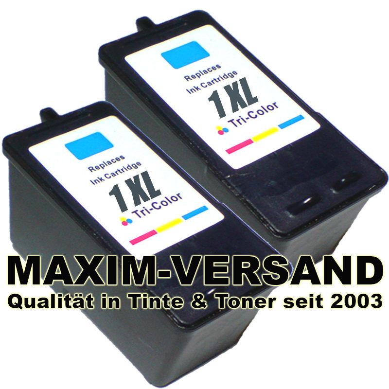 Lexmark 1 kompatibel x 2